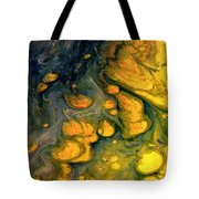 Abstract Pour Tote Bag