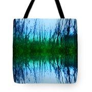Abstract Reeds No. 1 Tote Bag