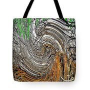 Abstract Reeds Tote Bag