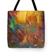 Abstract Reflection Tote Bag