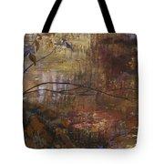 Abstract Reflections Tote Bag