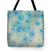 Abstract Resin Splatter Tote Bag