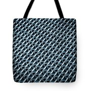 Abstract Rubber And Iron Mat Tote Bag