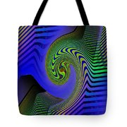 Abstract Scrapers Tote Bag