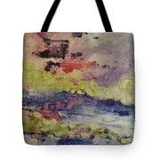 Abstract Series Dreaming Tote Bag