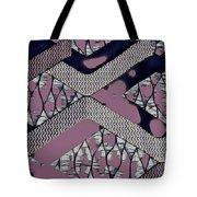 Abstract Slates Tote Bag