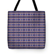 Abstract Square 20 Tote Bag