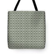 Abstract Square 41 Tote Bag