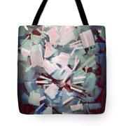 Abstract Stone Chaos Tote Bag