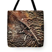 Abstract Surface Bumpy Stone Tote Bag