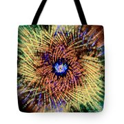 Abstract Swirl 01 Tote Bag