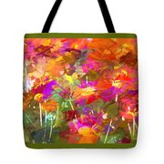 Abstract Thought Processes Tote Bag