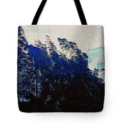 Abstract Trees 8 Tote Bag