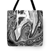 Abstract Tulip 2 Tote Bag