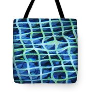 Abstract Underwater Tote Bag