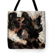 Abstract Universe Planet 5 Tote Bag