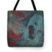Abstract V Wr Tote Bag