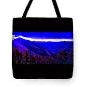 Abstract Views Tote Bag