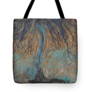 Abstract Vii Wr Tote Bag
