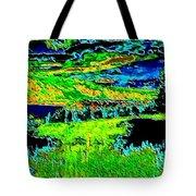 Abstract Vista Tote Bag
