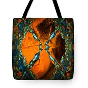 Abstract Visuals - Restructured Interior Tote Bag