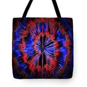 Abstract Visuals - Quantum Mechanical Headache Tote Bag