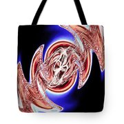 Abstract Visuals - The Song Inside My Head Tote Bag