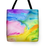 Abstract Vivid Tote Bag