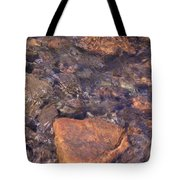 Abstract Water Art Iv Tote Bag