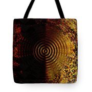 Abstract Water Effect Tote Bag