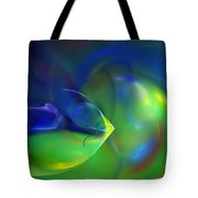 Abstract Water World 040411 Tote Bag