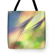 Abstract Weeds Yellow Tote Bag