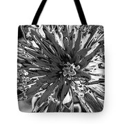 Abstract Wildflower 10 Tote Bag