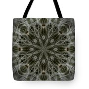Abstract Wildflower 11 Tote Bag