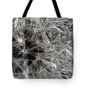 Abstract Wildflower 7 Tote Bag