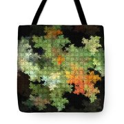Abstract World Tote Bag