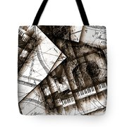 Abstracta 24 Cadenza Tote Bag