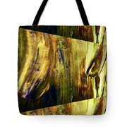 Abstracted Lines Tote Bag
