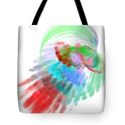 Abstractedness - 3 Tote Bag