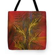 Abstraction 072011 Tote Bag