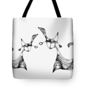 Abstraction 1230 - Marucii Tote Bag