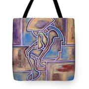 Abstraction 153 Tote Bag