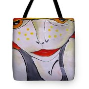 Abstraction 1718 Tote Bag