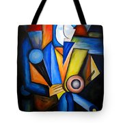 Abstraction 1721 Tote Bag
