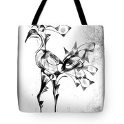 Abstraction 1809 Tote Bag