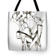 Abstraction 1953 Tote Bag