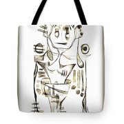 Abstraction 2044 Tote Bag