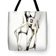 Abstraction 2181 Tote Bag