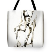 Abstraction 2182 Tote Bag