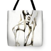 Abstraction 2183 Tote Bag